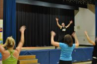 Zumbathon for Adam Beck School 83
