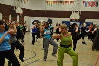 Zumbathon for Adam Beck School 84