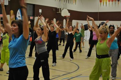 Zumbathon for Adam Beck School 86