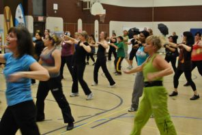 Zumbathon for Adam Beck School 87