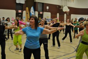Zumbathon for Adam Beck School 88