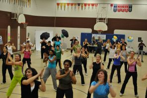Zumbathon for Adam Beck School 89
