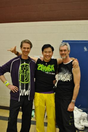 Zumbathon for Adam Beck School 95