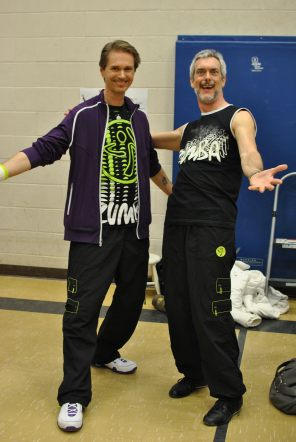 Zumbathon for Adam Beck School 96