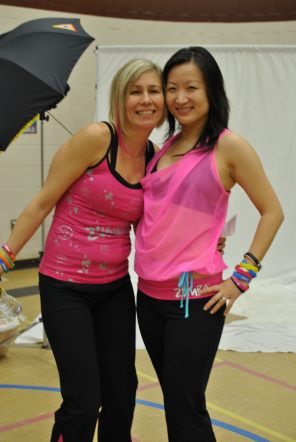 Zumbathon for Adam Beck School 97
