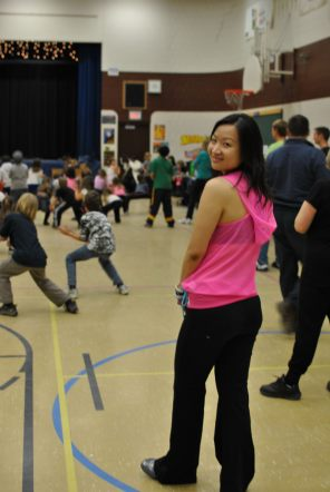 Zumbathon for Adam Beck School 98