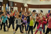 Zumbatomic for Adam Beck School 03