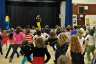 Zumbatomic for Adam Beck School 04