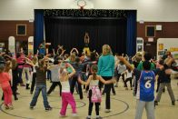 Zumbatomic for Adam Beck School 05