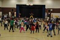 Zumbatomic for Adam Beck School 06