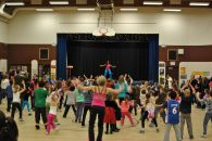 Zumbatomic for Adam Beck School 07