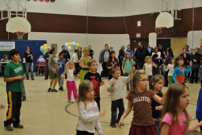 Zumbatomic for Adam Beck School 11