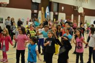 Zumbatomic for Adam Beck School 17