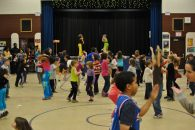 Zumbatomic for Adam Beck School 19