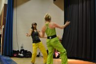 Zumbatomic for Adam Beck School 25