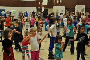 Zumbatomic for Adam Beck School 26