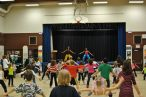 Zumbatomic for Adam Beck School 28