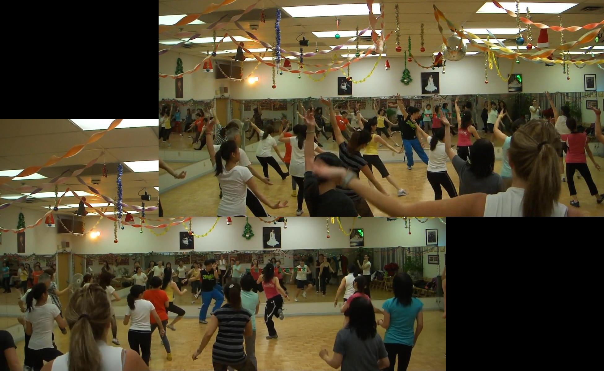 Christmas Party 2010 ~ Dec 15 | Zumba® Fitness in Richmond Hill ...