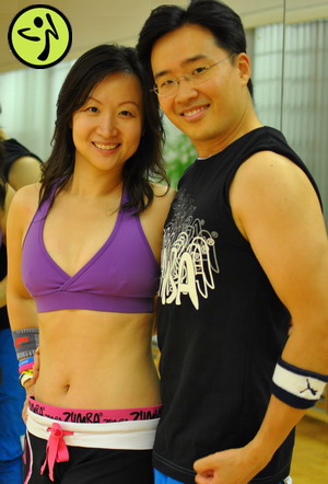 Ron & Lily Ko - Certified Zumba Instructors