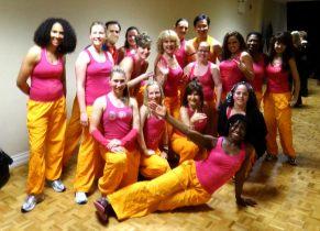 DanceSport 2011 - TO Team 01