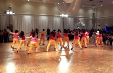 DanceSport 2011 - TO Team 08