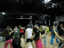 Broadway Zumba MasterClass 2011-Sept_03