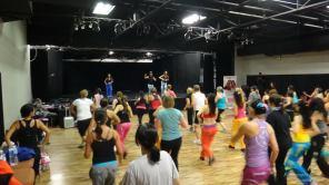 Broadway Zumba MasterClass 2011-Sept_05