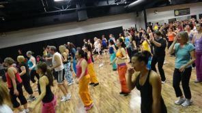 Broadway Zumba MasterClass 2011-Sept_06
