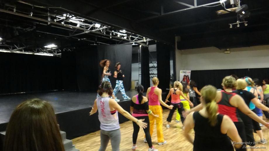 Broadway Zumba MasterClass 2011-Sept_12