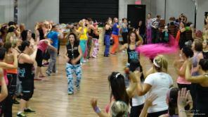 Broadway Zumba MasterClass 2011-Sept_22