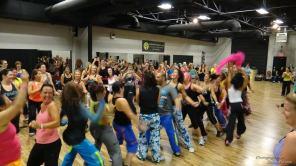 Broadway Zumba MasterClass 2011-Sept_28
