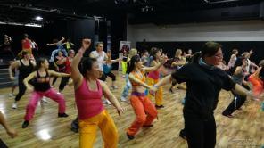 Broadway Zumba MasterClass 2011-Sept_30