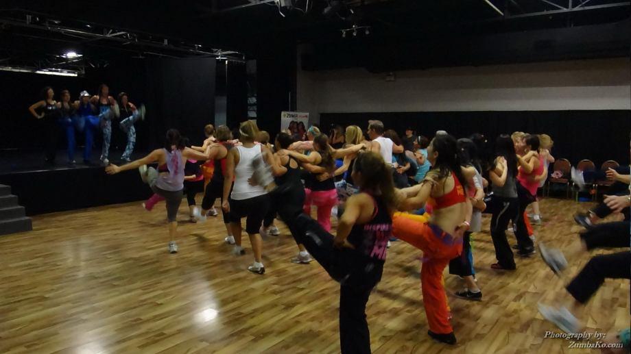 Broadway Zumba MasterClass 2011-Sept_50