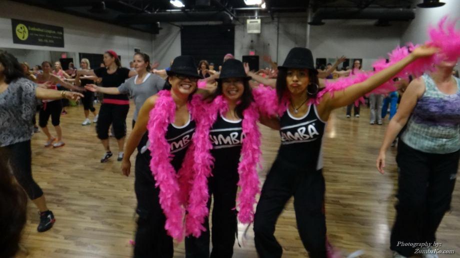 Broadway Zumba MasterClass 2011-Sept_52
