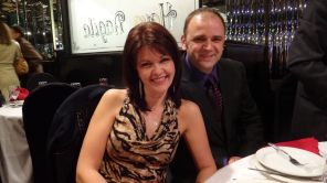 Christmas Party 2011 with Raluca 02