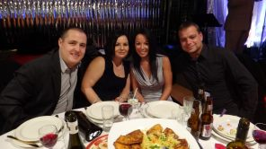 Christmas Party 2011 with Raluca 05