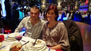 Christmas Party 2011 with Raluca 06
