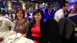 Christmas Party 2011 with Raluca 07