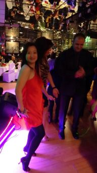 Christmas Party 2011 with Raluca 14