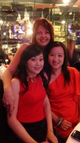 Christmas Party 2011 with Raluca 25