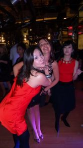 Christmas Party 2011 with Raluca 28
