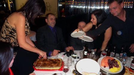 Christmas Party 2011 with Raluca 33
