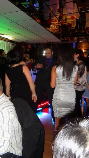 Christmas Party 2011 with Raluca 38
