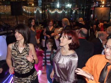 Christmas Party 2011 with Raluca 41