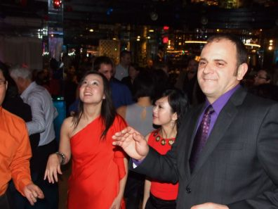 Christmas Party 2011 with Raluca 44