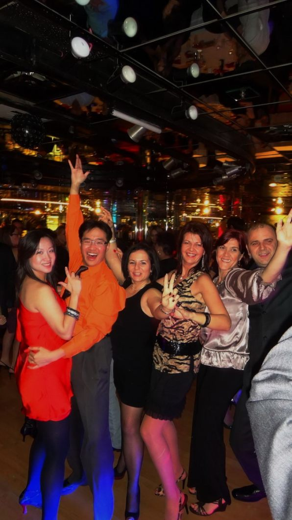 Christmas Party 2011 with Raluca 49