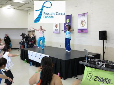 Zumba to End Prostate Cancer for Men 001