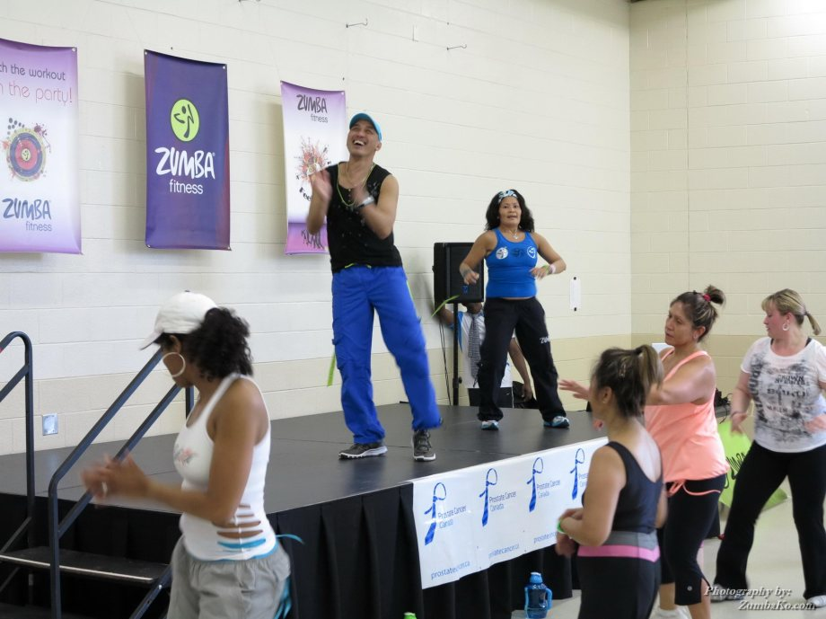 Zumba to End Prostate Cancer for Men 029