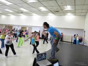 Zumba to End Prostate Cancer for Men 050