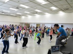 Zumba to End Prostate Cancer for Men 051